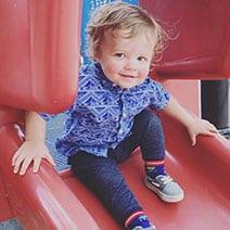 grandchild Camden Peter