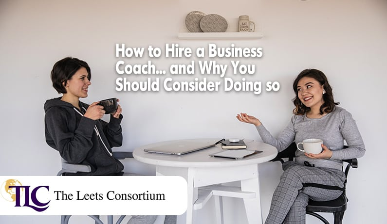 How Do I Hire a Coach for Business?